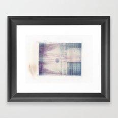5:00 Framed Art Print