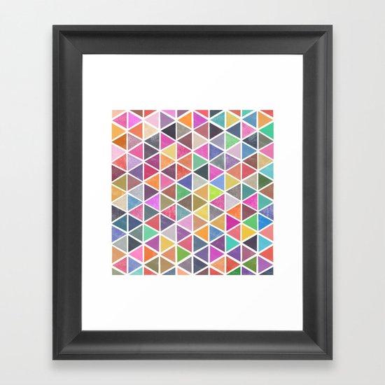 unfolding 1 Framed Art Print