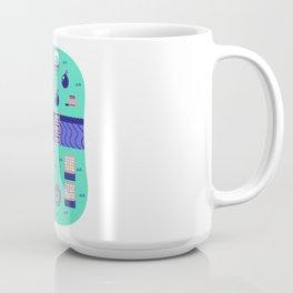 Overworld: Bomba Coffee Mug