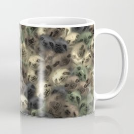 Sloth camouflage Coffee Mug