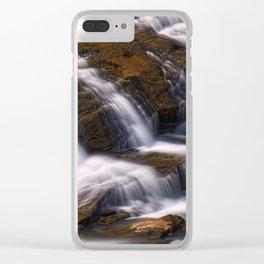Shacktown Falls Clear iPhone Case