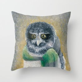 Natal the Resourceful Throw Pillow