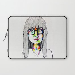 Color girl Laptop Sleeve