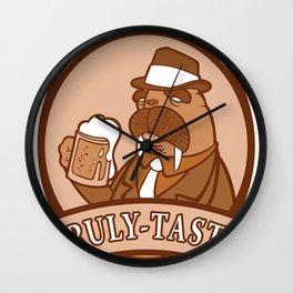 Holy Beer Wall Clock