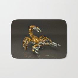 Mad scorpion Bath Mat
