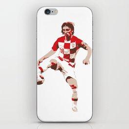 Luka Modric - Ballon d'Or iPhone Skin