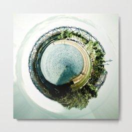Perrault Little Planet Metal Print
