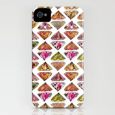 These Diamonds Are Forever iPhone (4, 4s) Slim Case