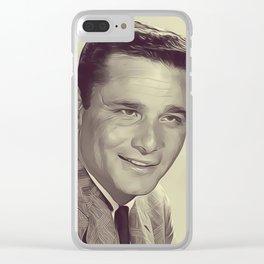 Peter Falk, Columbo Clear iPhone Case