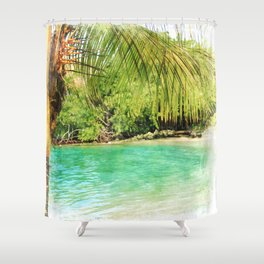For A Brief Moment Shower Curtain