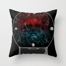 Stargazing Throw Pillow