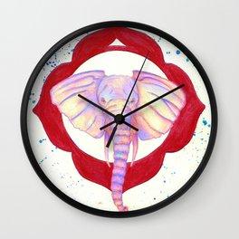 Root-Muladhara Wall Clock
