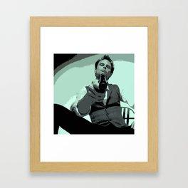 Boyd Crowder 2 Framed Art Print