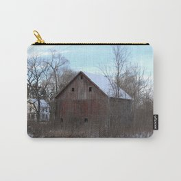 Old Weathered Barn Carry-All Pouch