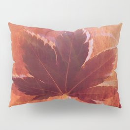 Maple Dream Pillow Sham