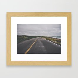 Cozumel Framed Art Print
