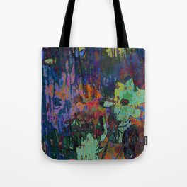 Bring some color into your life! Tote Bag