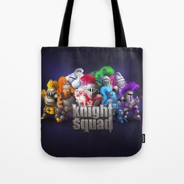 Knight Squad team Tote Bag