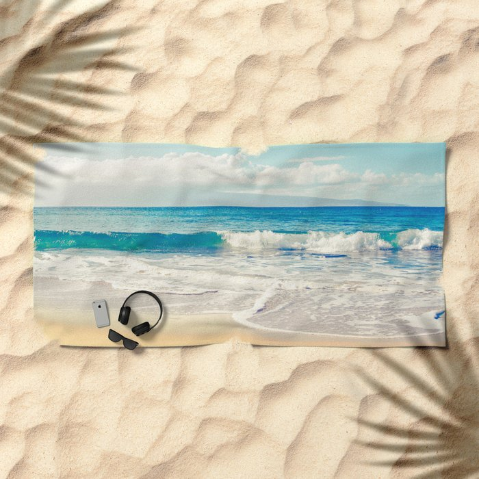 Kapalua Beach Towel