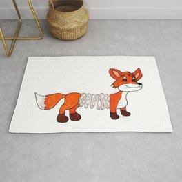 Slinky Fox Rug