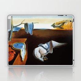La persistencia de la memoria Laptop & iPad Skin