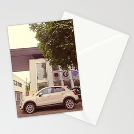 "Fiat 500X ""The Perturbator"" Stationery Cards"