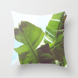 Cabana Life, No. 1 Throw Pillow
