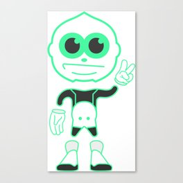 Looks Tight Dude Canvas Print