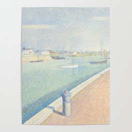 The Channel of Gravelines, Petit Fort Philippe Poster