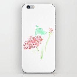flora series xi iPhone Skin