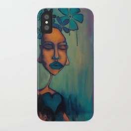 Muted After Loss iPhone Case