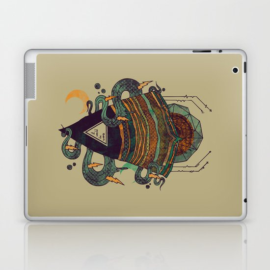 Positive Thinking Laptop & iPad Skin