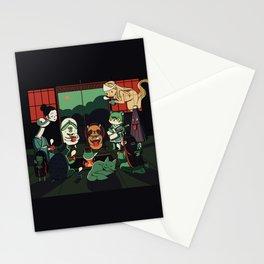 Yokai Tea Party Stationery Cards