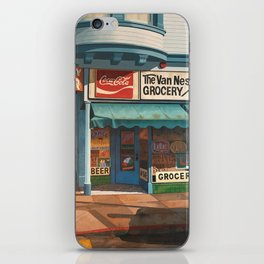 The Van Ness South Grocery 17 & SVN San Francisco 1994 iPhone Skin