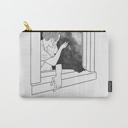 The window of memories. Carry-All Pouch