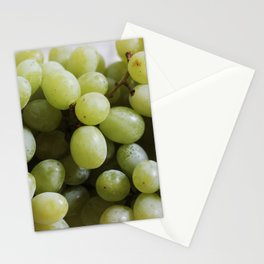 Green Grapes Stationery Cards