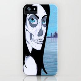 La Muerta iPhone Case