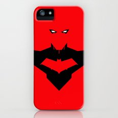 RED RED HOOD Slim Case iPhone (5, 5s)