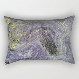Charoite Rectangular Pillow