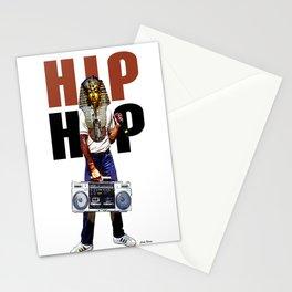 Hip Hop Pharoah Stationery Cards