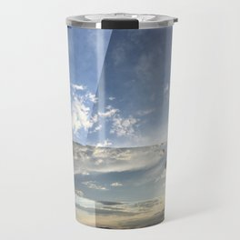 Seattle Sky Travel Mug