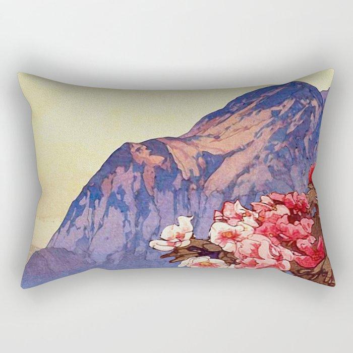 Kanata Scents Rectangular Pillow