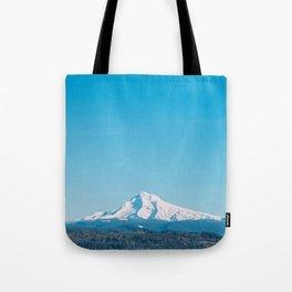 Mt. Hood from Sandy Tote Bag