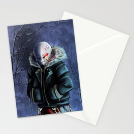 Underfell Sans Stationery Cards