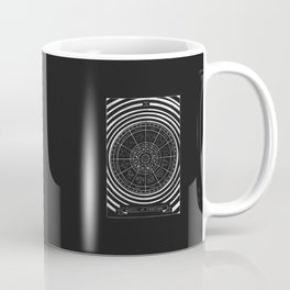 Wheel of Fortune Tarot Card Coffee Mug