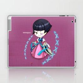 Chibi Corea Laptop & iPad Skin