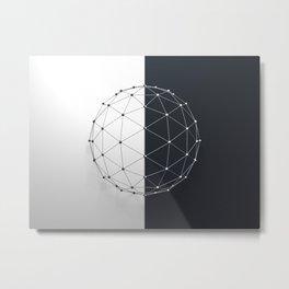 Dual Metal Print