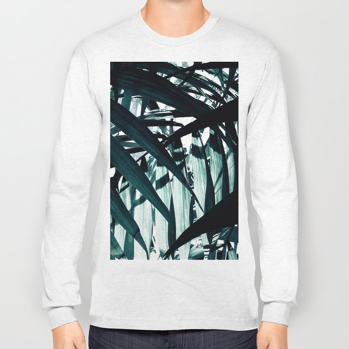 Inside of Palm Trees Long Sleeve T-shirt