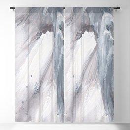Crashing Waves v.2 Blackout Curtain