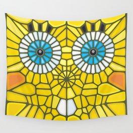 Spongebob Voronoi Wall Tapestry